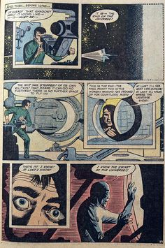 Comic Book Panels, Steve Ditko, Love, Meant To Be, The Outsiders, Vintage World Maps, Comic Books, Comics, Amor