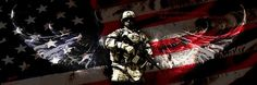 American Soldier - No Greater Love Art - 1