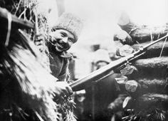 THE RUSSIAN ARMY ON THE EASTERN FRONT, 1914-1917