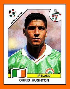 Memory lane: The Panini sticker collection of Ireland's Italia 90 squad Football Cards, Football Players, Baseball Cards, John Aldridge, Liverpool, America Album, Cagliari, Jack Charlton, World Cup Final