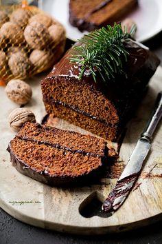 Szybki piernik   Moje Wypieki A Child Is Born, Steak, Gingerbread Recipes, Menu, Sweets, Diet Ideas, Christmas, Cakes, Food