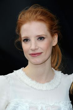 Jessica Chastain Eyebrows
