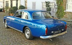 This car is the 1968 Bristol 410, it's currently for sale via Bristol Cars and they list the car's first owner as the Earl of Enniskillen who bought..