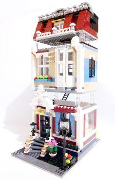 LEGO Alternative 31026 - House Church | Flickr - Photo Sharing!