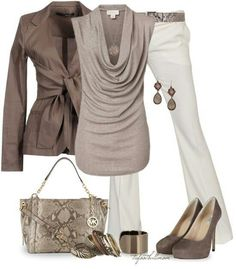 La pagina della moda. Superb outfit to wear in the spring.