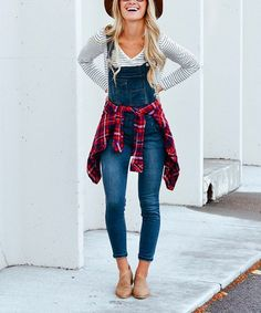 Another great find on #zulily! Dark Denim Overalls #zulilyfinds