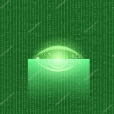 Biometric Identification System Eyes Iris Verification Person Green Technologica , #Aff, #System, #Eyes, #Biometric, #Identification #AD Barcode Logo, Character Art, Iris, Vectors, Stock Photos, Illustration, Green, Outdoor, Outdoors