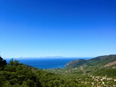 Mesudiye Village, 20 km away from Datca City. Mesudiye owns two of the most popular bay's.  Hayıtbükü Bay & Ovabükü Bay  Here you will find lots of small comfortable family pensions, delicate mediterranean food and endless serenity...
