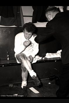 Billy the greatest captain Leeds will ever have!