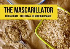 The Mascarillator: La mejor Mascarilla Casera para el Pelo Seco