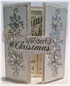 Heartfelt Creations Festive Christmas Release http://nikkiscraftingcreations.blogspot.ca/