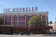 The Wrangler store in Cheyenne, Wyoming