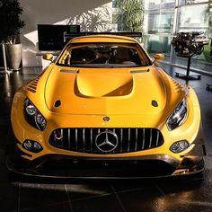 Mercedes-Benz AMG GTR (Instagram @keeponracing)