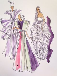 ROBERTO CAPUCCI | FASHION PLATES & DIRTY DISHES