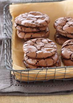 חן שוקרון - עוגיות פאדג לפסח