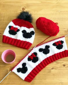 Mickey Strickmütze Mickey Strickmütze, Liebe stricken, How Do You Make A Crochet Ladies ' Hat? You can watch in detail the construction of a fedora… Knitted Hats Kids, Baby Hats Knitting, Sweater Knitting Patterns, Knitting For Kids, Knitting Stitches, Knitting Designs, Crochet Patterns, Knitting Scarves, Baby Patterns