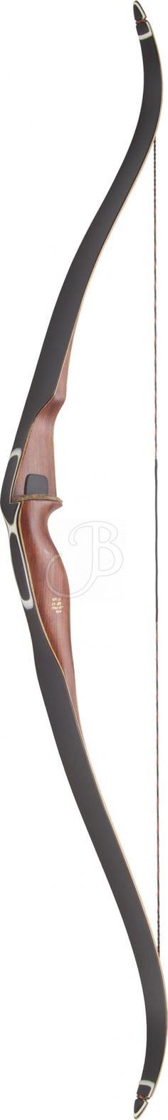 """bear o.p. kodiak magnum 52"""" - Big Archery nice looking recurve"""