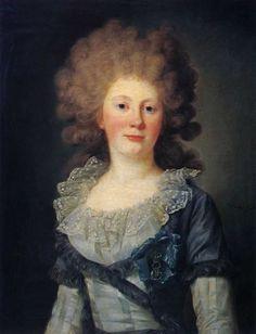 countess Sofia Panin 1791