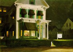 Edward Hopper / actuele kunst & kunstenaars | Kunstgeschiedenis.jouwweb.nl