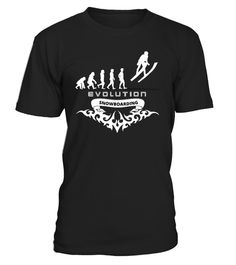 """# Evolution Snowboarding T-Shirt .  ***Just Released and Only Here for a LIMITED TIME!***Not Available In Stores***Guaranteed Safe and Secure Checkout Through PayPal, Visa, MasterCard.***HOW TO ORDER?1. Select style and color2. Click """"Reserve it Now""""3. Select size and quantity4. Enter shipping and billing information5. Done! Simple as that!***And don't forget to share it with your friends on Facebook or Twitter!"""