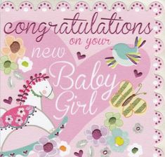 Baby Born Congratulation Messages Ideas For 2019 Baby Congratulations Messages, Baby Born Congratulations, Baby Girl Born, New Baby Girls, Baby Crafts To Make, Diy Crafts, Good Luck Cards, Baby Boy Announcement, Funny Baby Clothes