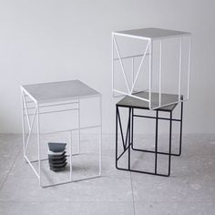 Side tables (Set) BERG by North Limited