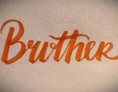 "Check out new work on my @Behance portfolio: ""Calligraphy Brother"" http://be.net/gallery/43763489/Calligraphy-Brother"