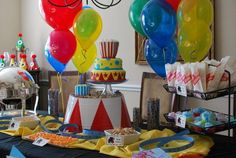 Hostess with the Mostess® - First Birthday Circus