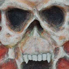Terry Tincher is ready for the undead hordes at his downtown Fort Myers art gallery. Fort Myers, Dark Art, Art Gallery, Places To Visit, Leather, Painting, Fashion, Moda, Art Museum