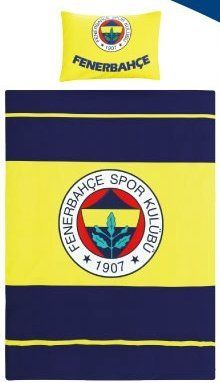 #checkitout #Fenerbahce Istanbul Duvet Cover Bedding Set Size: 160x220cm Note: The design and colors may change, you can get a different model. Shipping / Packet...