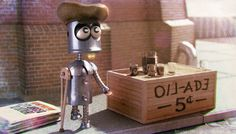 """Please buy some 5c oil-ade to """"TINNY TIM"""" by Bruno Bolognesi (Bman2006) 