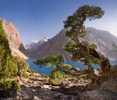 Tajikistan mountains. http://www.travelbrochures.org/69/asia/travel-tajikistan