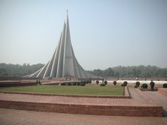 National Martyrs Memorial, Savar, Bangladesh | Syed Moinul Hossain Architect