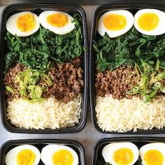 100 Best Meal Prep Recipes #mealprep #healthyrecipes #healthyeating #lunch #recipes Veggie Meal Prep, Chicken Meal Prep, Meal Prep Bowls, Healthy Meal Prep, Healthy Eating, Healthy Food, Vegetarian Meal, Healthy Dinners, Clean Recipes