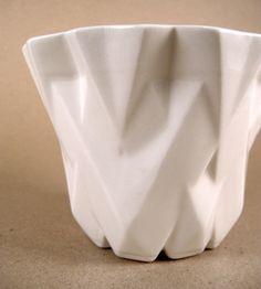 port rhombus design: digital ceramics for the cottage industry