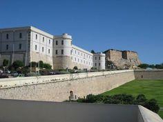 Antiguo *Hospital de Marina*, militar. Cartagena. España. Spain