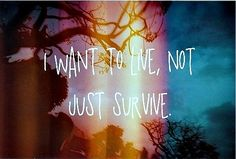 I want to live, not just survive. #live #survive #redbandsociety WED | SEPT 17 | FOX Red Band Society