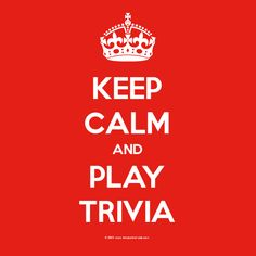 Plan a trivia night...maybe Westside Pizza would be a good location