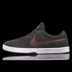 Nike SB Eric Koston Tar New Redwood