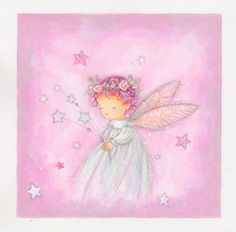 Annabel Spenceley - Starry Fairy