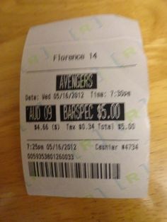 5.16.12-seeing the avengers again, for the third time! :) i love this movie!!!