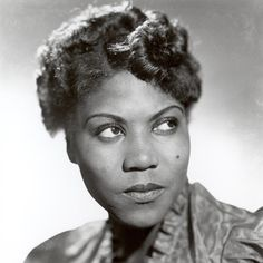 Sister Rosetta Tharpe. One of the first gospel artists to perform in both churches and secular clubs, she is credited with bringing gospel music into the mainstream in the 1930s and 1940s.