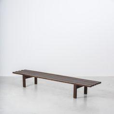 Martin Visser BZ72 Slat Bench, 'T Spectrum