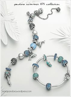 Preview: Pandora Summer 2015 Collection HQ Images | Mora Pandora