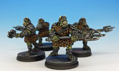 Oldenhammer in Toronto: Painted Miniatures for Jabba's Realm