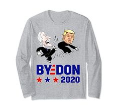 joe biden shirt -Bye Don cartoon biden harris 2020 Long Sleeve T-Shirt Mother's Day Mugs, Mugs Set, Gifts For Friends, Gifts For Mom, Quotes Thoughts, Autumn Coffee, Friend Birthday Gifts, Coffee Mug Sets, Retirement Gifts