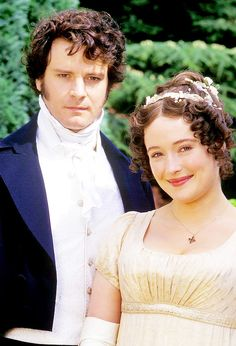 "20 GIFs To Celebrate The Twentieth Anniversary Of BBC's ""Pride And Prejudice"""