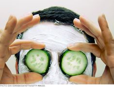 Guy - Approved DIY Beauty Recipes | 3 homemade natural to rejuvenate men. The Beer Rinse (for hair), The Mint Lip Balm, & The Foodie Face Mask. So get your Handsome on man. | Beautylish Face Skin Care, Diy Skin Care, Diy Beauty Treatments, Diy Face Mask, Homemade Face Masks, Beauty 101, Beauty Secrets, Beauty Skin, Beauty Hacks