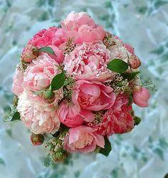 Peony Wedding Bouquet by Beikmann Associates by Beikmann Associates Floral Design, via Flickr