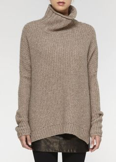 Me encanta el pulover!